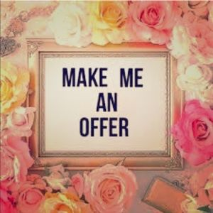 Other - Make Me A Offer 🌺